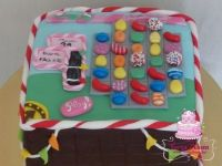 Candy Crush Saga torta